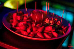 Snacks at Nightclub Tempo