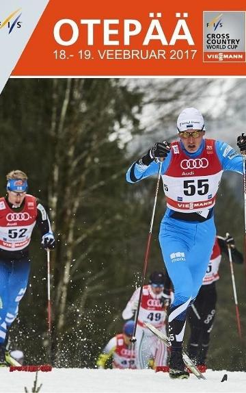 FIS Cross Country World Cup in Otepää presented by Viessmann