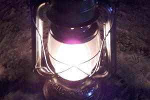 "Adventure hike ""Night in the woods with a lantern"" in Elva recreational area"