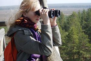 Seikle Vabaks birdwatching on the north coast of Pärnu Bay
