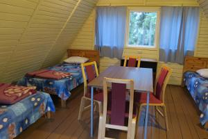 Accommodation at Tartu County Recreational Sports Centre