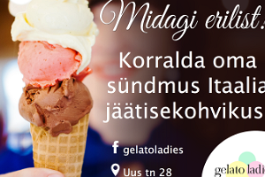 Gelato Ladies Ice Cream Café