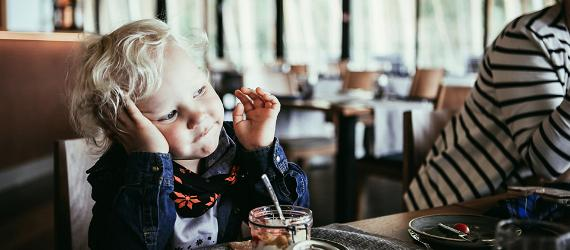 Best places to eat with children