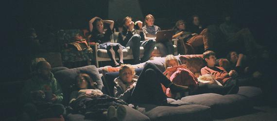 World Film Festival with a cosy atmosphere