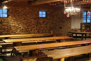 Seminar rooms at Raudoja Tavern