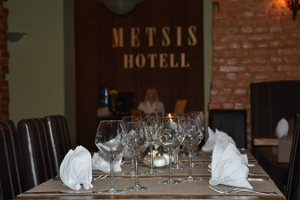 Hotel Metsis Hunting Hall