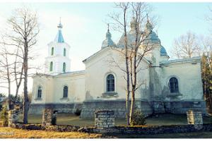 Orthodox Church of the Holy Trinity in Ööriku