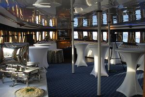 Seminar rooms on the steamer Katharina