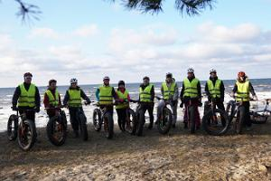 Fatbike tour to Türisalu cliff