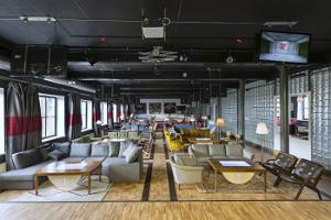 Club of Different Rooms / Tartu
