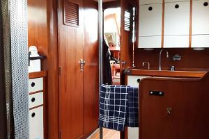 River and sea trips on the sailing yacht Diana