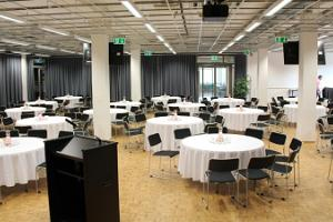 Conference rooms at Tallinn University of Technology Innovation and Business Centre Mektory