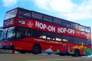 Tallinn City Tour Hop On Hop Off. Blaue Linie – Rocca al Mare