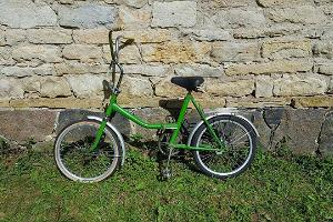 Bicycle 1977 Desna for women and youth