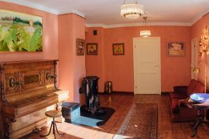 Epp Maria Gallery accommodation, lounge