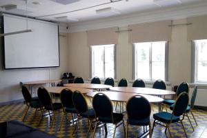 Seminar room at Elva Railway Station