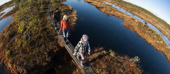Outdoor activities for the whole family in Estonia