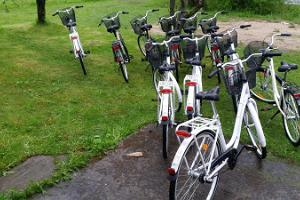 VisitKihnu.com - the largest bike rental of the island at the Kihnu harbour