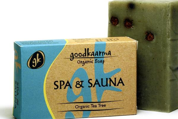 Secrets of making soap with the cold-process method at the GoodKaarma soap factory in Saaremaa
