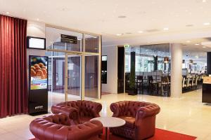 Park Inn by Radisson Meriton lobby
