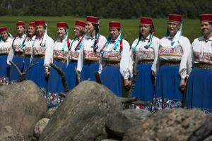Estonian Song and Dance Celebration: the jounrye of the Flame