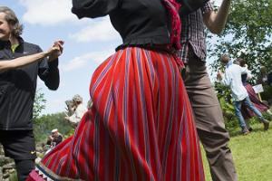 Estonian folk dance course