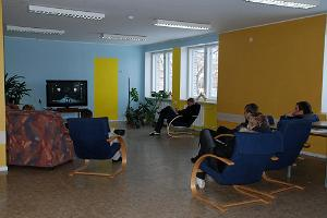 Rakvere Vocational School - recreational room