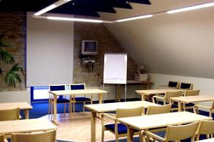 Seminar room at Niine Guesthouse