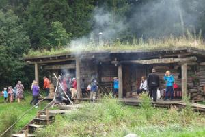 Excursion in Mooska Farm introducing the spiritual heritage of the smoke sauna of Vana-Võrumaa