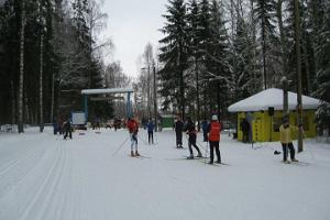 Kuremaa skiing tracks