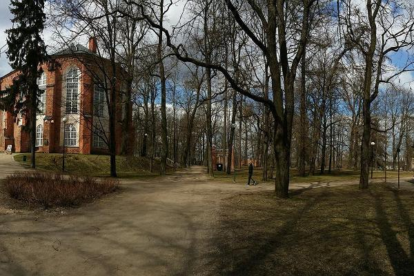 Tartu as UNESCO's City of Literature – a guided literary walk
