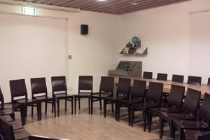 Seminar rooms at Vapramäe Nature House