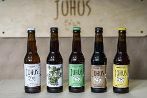 Tour and craft beer tasting in the brewery Juhus