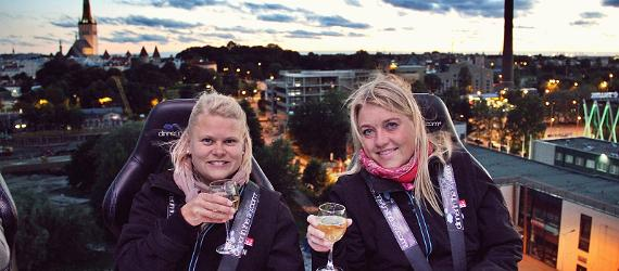 What to see and drink in Tallinn by Independent