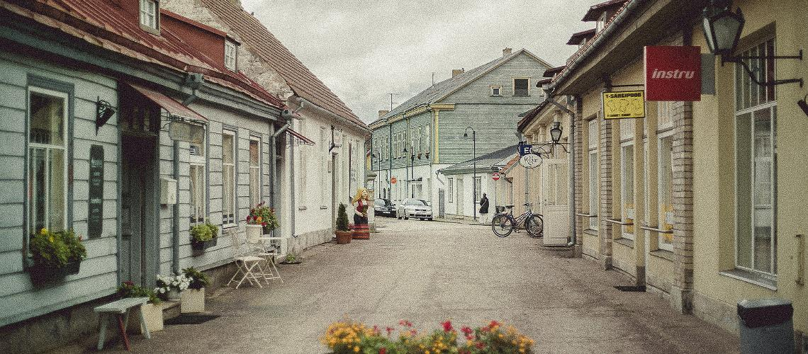 Saaremaa - nature, history and spa. By Reverie Chaser