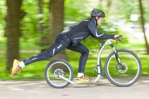 Kickbike rental in Tartu and South Estonia