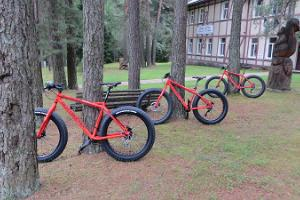 Verevi Motel, rental of fatbikes and bicycles