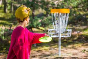Laulasmaa Disc Golf
