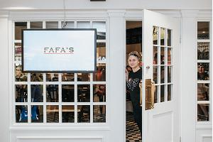 Restaurant Fafa's in Viru