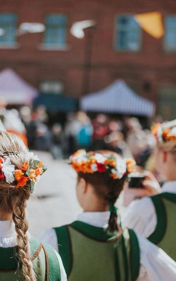 Hanseatic Days in Viljandi
