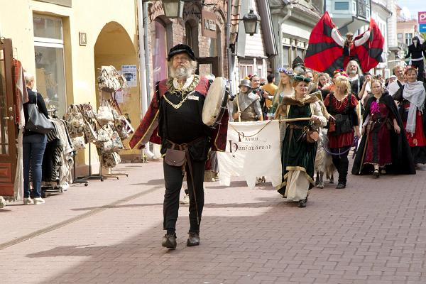 TOP Medieval events in Estonia