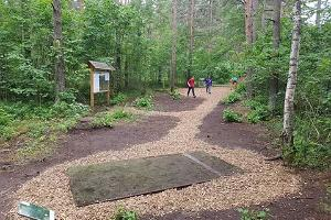 KEEN Discgolf-Park in Nõmme