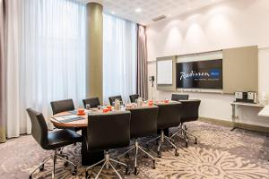 Conference rooms of Radisson Blu Sky Hotel