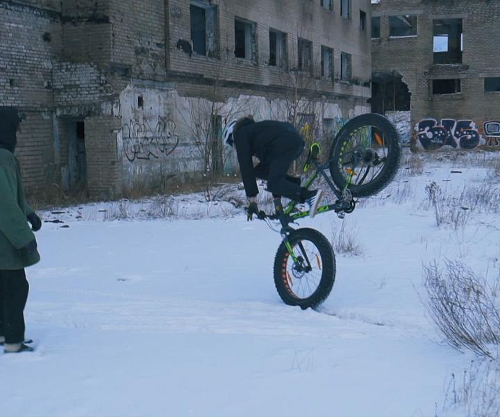 Off-road BMX the #EstonianWay