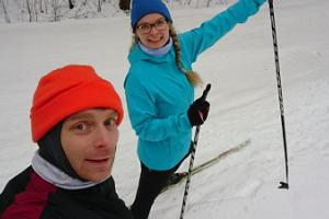 """Learn to ski in Tallinn""  - Skilanglaufkurse!"