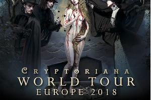 CRADLE OF FILTH (UK) + support
