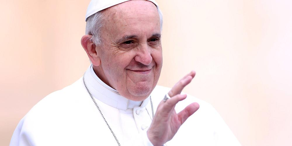 Pope Francis to visit Estonia
