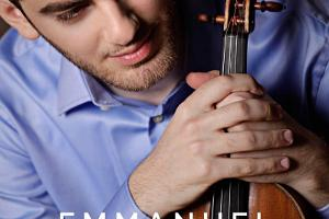 Concert by Emmanuel Tjeknavorian and ENSO