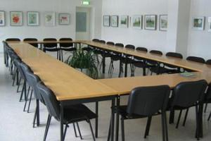 Rapla central library seminar room