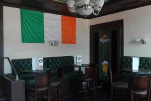 The Irish Embassy Pub in Narva